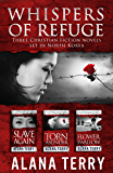 Whispers of Refuge Box Set: 3 Christian Fiction Novels Set in North Korea