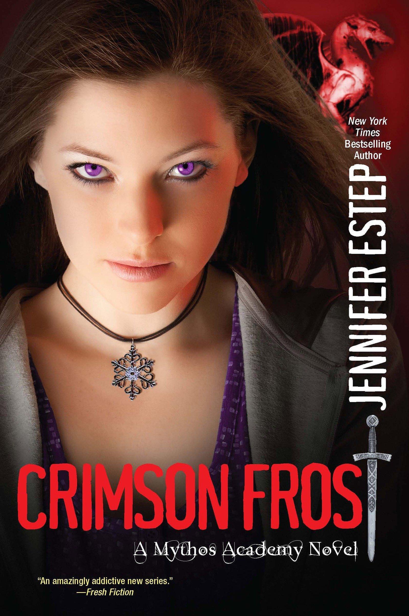 Crimson Frost (The Mythos Academy, Band 4)