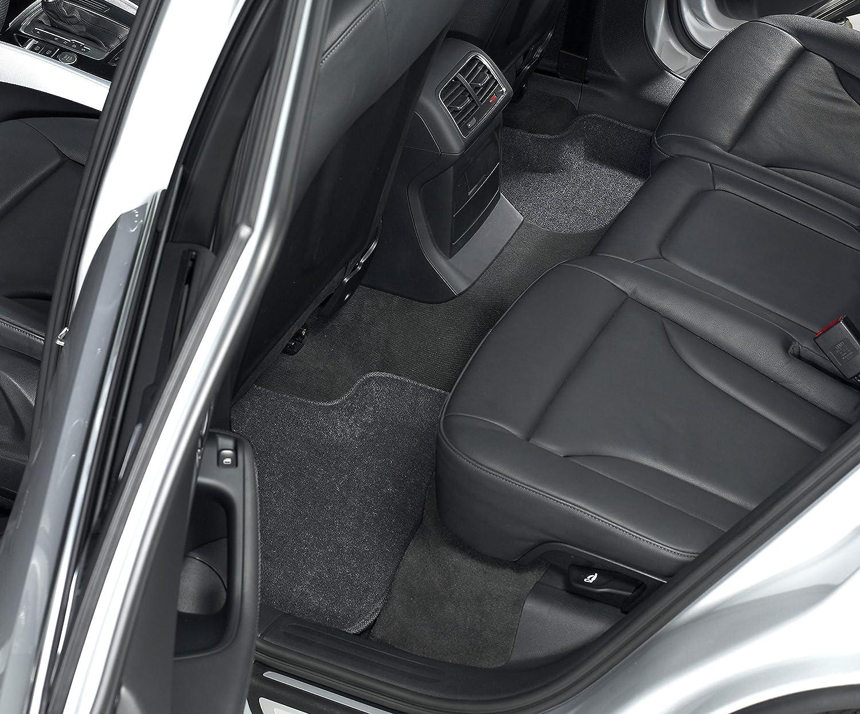 3D MAXpider L1BM05302209 Custom Fit Classic Series Floor Mats Black Complete Set for BMW 7 Models