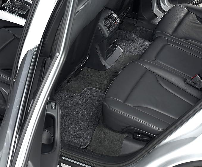 3D MAXpider Second Row Custom Fit All-Weather Floor Mat for Select Chrysler Sebring Sedan Models Classic Carpet Tan