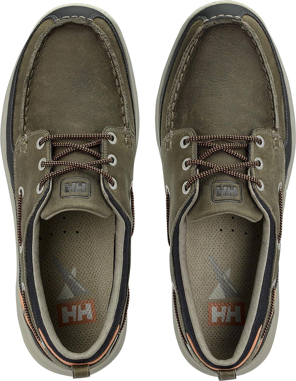 2938d48cc Amazon.com | Helly Hansen 11314 Men's Newport F-1 Deck Shoe | Loafers &  Slip-Ons