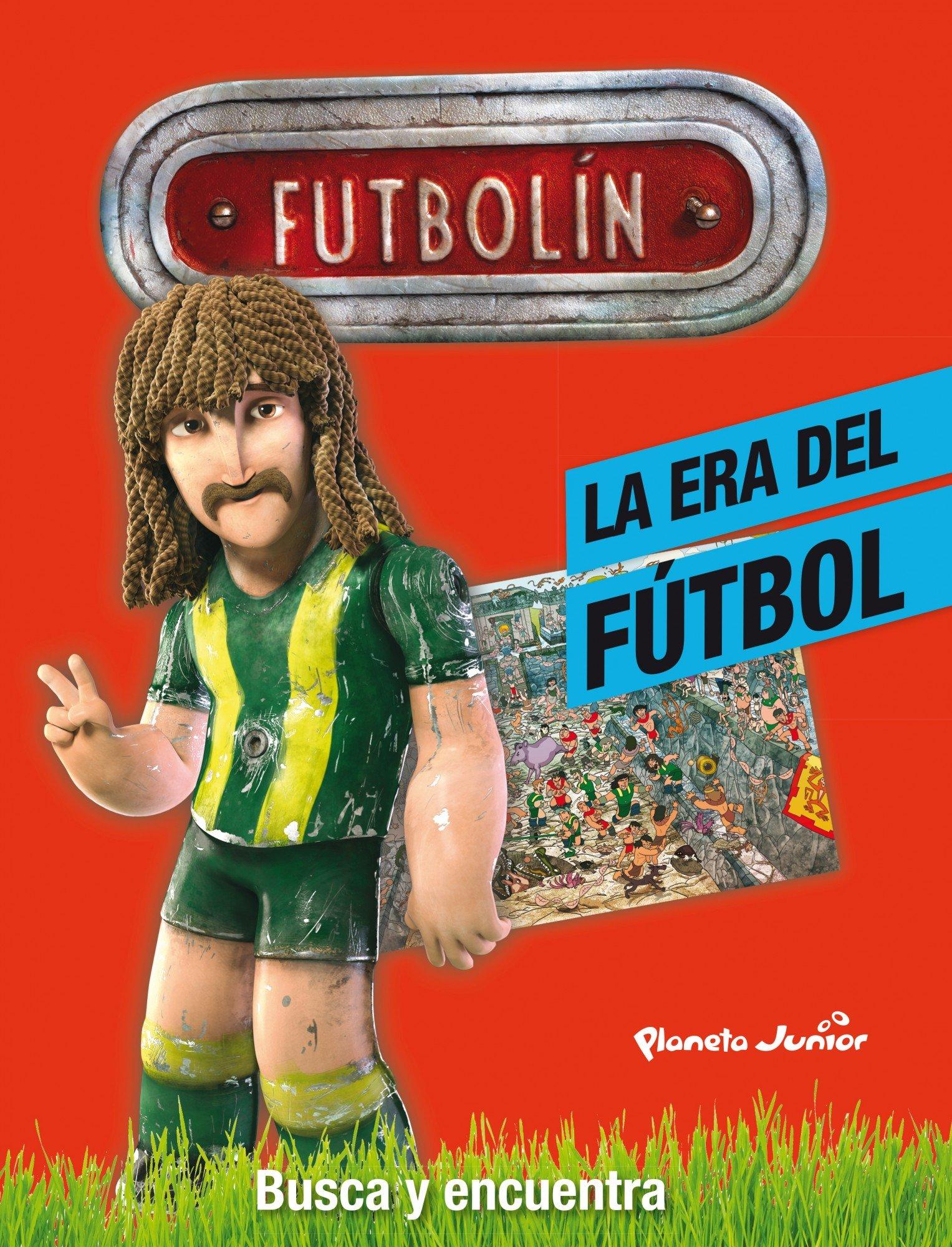 Futbolín. Era del fútbol: Busca y encuentra: Amazon.es: AA. VV ...