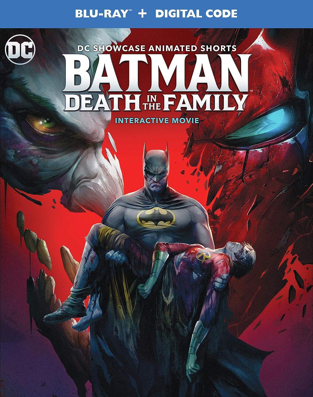 Amazon.com: Batman: Death in the Family (Blu-ray + Digital): Amy McKenna,  Sam Register, Jim Krieg, Bruce Greenwood, Vincent Martella, John DiMaggio,  Zehra Fazal, Nick Carson, Gary Cole, Nolan North, Brandon Vietti, Brandon