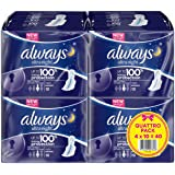 Always Ultra Night Serviette Hygiénique avec Ailettes Quattro Pack
