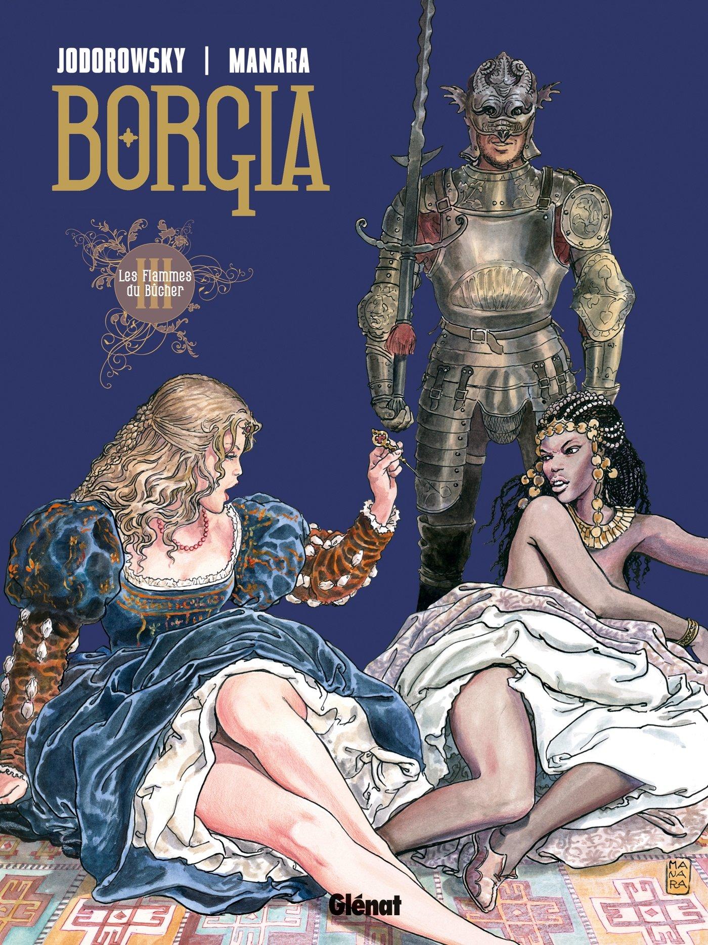 Borgia - Tome 03 : Les flammes du bûcher por Alejandro Jodorowsky