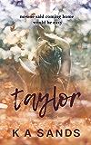 Taylor: Second Chance Romance (The Razer Series)