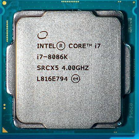 Amazon.com: Intel Core i7-8700K Desktop Processor 6 Cores up to 4.7GHz Turbo Unlocked LGA1151 300 Series 95W with DDR4 DP HDMI DVI M.2 USB 3.1 Z370 II ATX ...