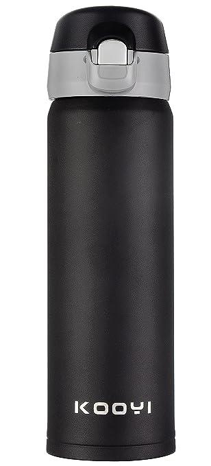 15 opinioni per Kooyi tazza termica in acciaio inox 450