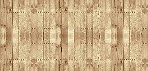 Pacon Fadeless Designs Bulletin Board Art Paper, 4-Feet by 50-Feet, Weathered Wood (56515)