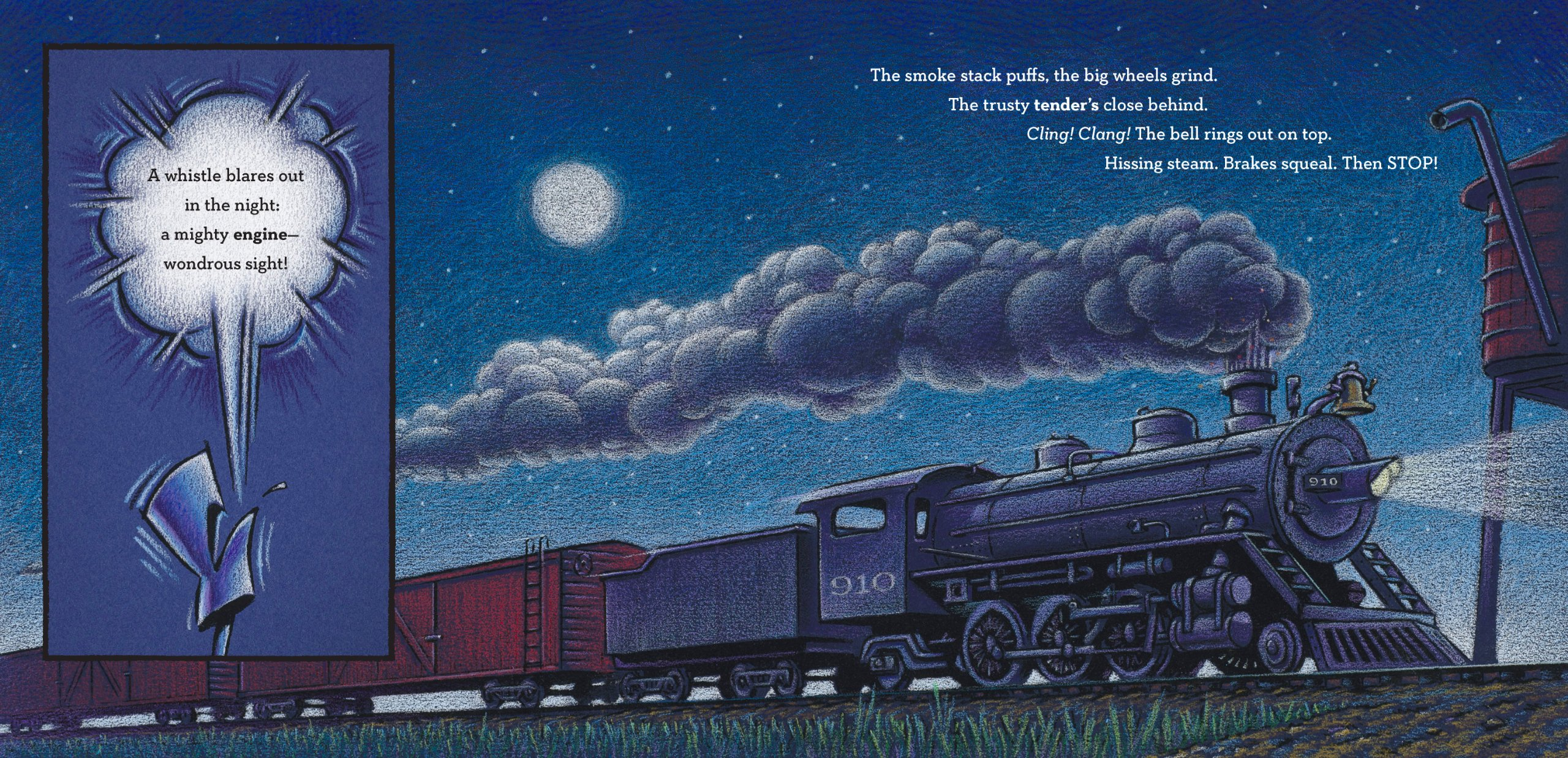 Steam Train, Dream Train by Hachette Book (Image #4)