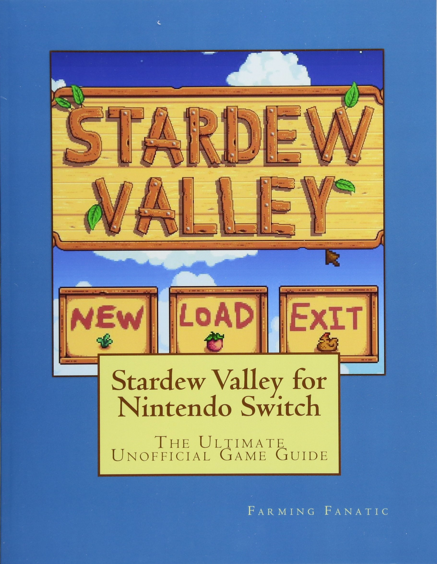 Read Online Stardew Valley for Nintendo Switch: The Ultimate Unofficial Game Guide PDF
