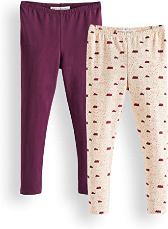 Pack of 2 RED WAGON Girls Thermal Trousers