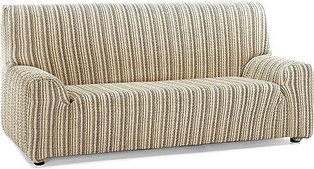 Oferta amazon: Martina Home Mejico - Funda de sofá elástica, Beige, 1 Plaza, 70 a 110 cm de ancho