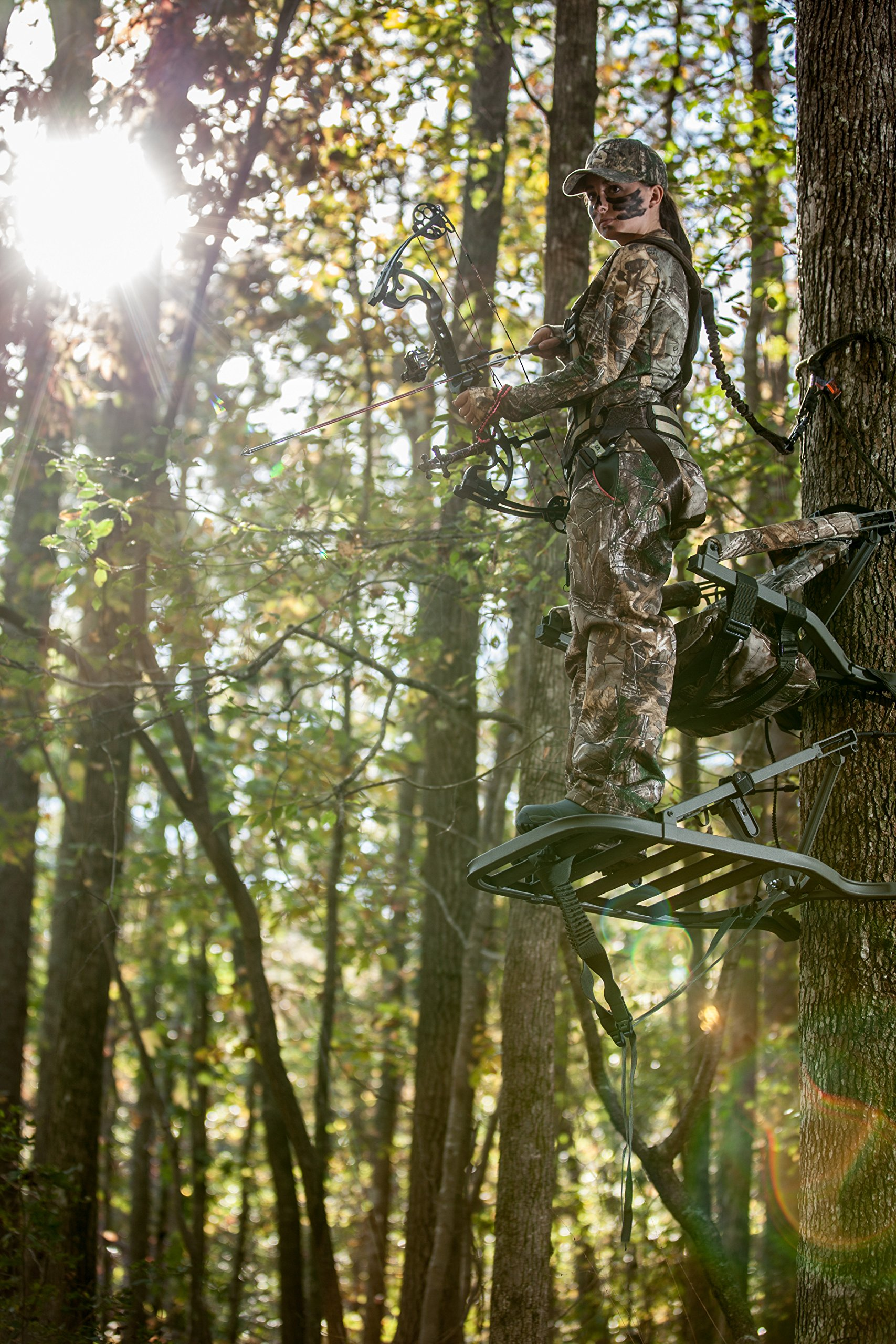 Summit Treestands Explorer SD Open Front Climbing Stand by Summit Treestands (Image #4)
