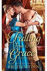 Falling from His Grace (Gentlemen of Temptation) Mass Market Paperback