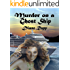 Murder on a Ghost Ship (High Seas Mystery Series Book 2)