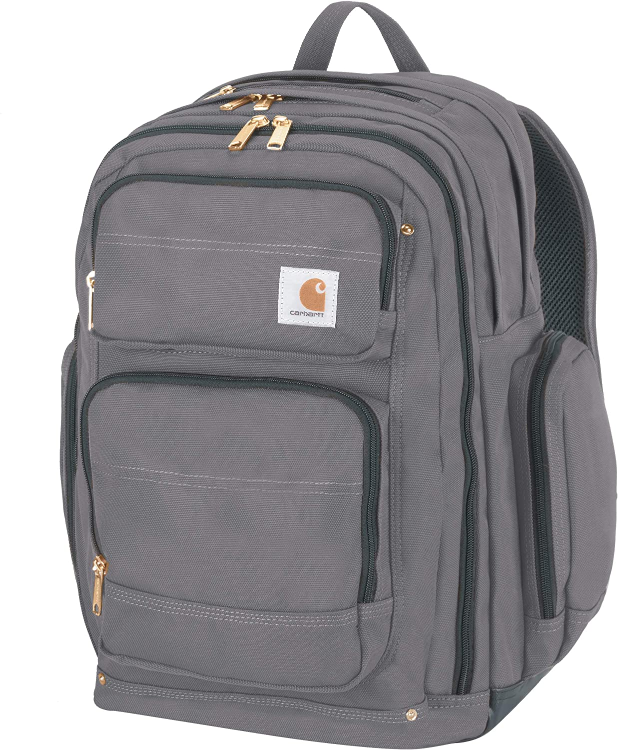 Legacy Deluxe Work Backpack Grey