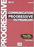 Communication progressive avance 3ed ksiazka + CD MP3