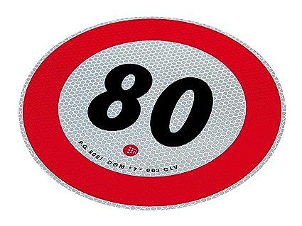 homologado di/ámetro 200/ Lampa 98441/Disco limite Velocidad 70/km