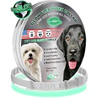 ?ZOOlife Glow ECO Pest Control Collar: Hypoallergenic Waterproof Protection Long…