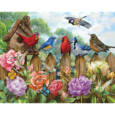 Springbok's 36 Piece Jigsaw Puzzle Morning Serenade: Toys & Games