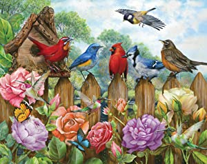 Springbok's 500 Piece Jigsaw Puzzle Morning Serenade