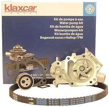 Klaxcar 40510Z - Kit Distribución Con Bomba De Agua