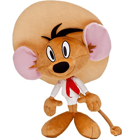 JOY TOY - Peluche - Looney Tunes - Speedy Gonzales 30cm - 8033462333449