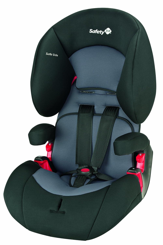 Amazon.com : silla de auto grupo 1-2-3 TRI-SAFE PLUS Black ...