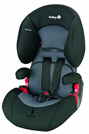 Safety 1st Tri-Safe Group 1/2/3 Car Seat (Black Sky): Amazon.co.uk: