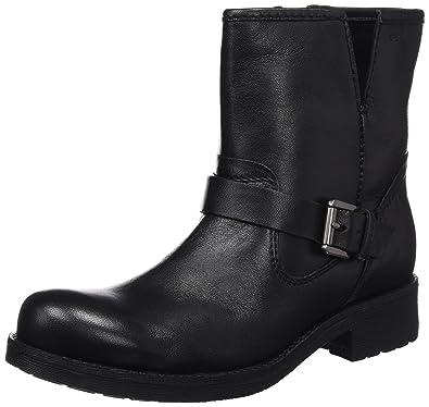 Geox Women's D New Virna E Ankle Boots