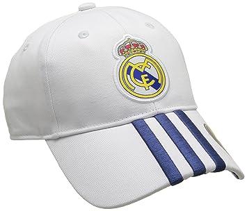 d0df3a9e314 adidas REAL H 3S CAP Cap - Real Madrid FC for Men