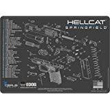 EDOG Springfield Armory Hellcat Cerus Gear Schematic (Exploded View) Heavy Duty Pistol Cleaning 12x17 Padded Gun-Work…