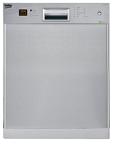 Bevorzugt Beko DUN 6634 FX Unterbau Geschirrspüler/ Einbau / A++ / 13 QW76