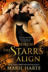 When the Starrs Align: (A paranormal menage romance novella) Kindle Edition