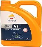 Repsol–9990510531: Huile moto sintetico 4T 10W404L 4L