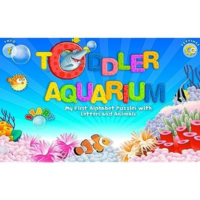 PreSchool Educational Game –ABC Alphabet Aquarium School Vol I