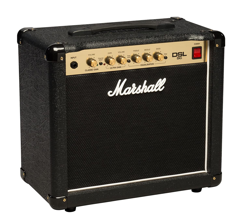Marshall DSL5C - Amplificador guitarra combo 5w 1 x 10
