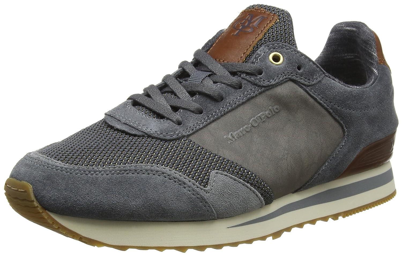 Marc O'Polo Sneaker, Zapatillas para Hombre 46 EU|Gris (Grey 920)