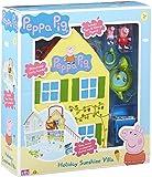 Peppa Pig – La Maison de Vacances – Bâtiment et Figurines
