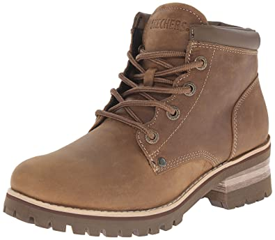 Skechers Women's Laramie 2 Lumberjane Boot, Brown, ...