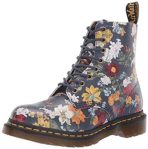 115cbc304dcb3 Dr. Martens Women's 1460 Pascal Df Ankle Boots: Amazon.co.uk: Shoes ...