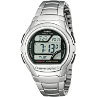 Casio Men's WV58DA-1AV Waveceptor Atomic Sport Watch
