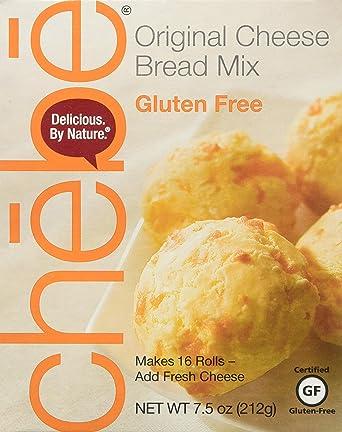 Chebe Mix Pan, sin gluten, libre de trigo orgánico, 19 ml ...