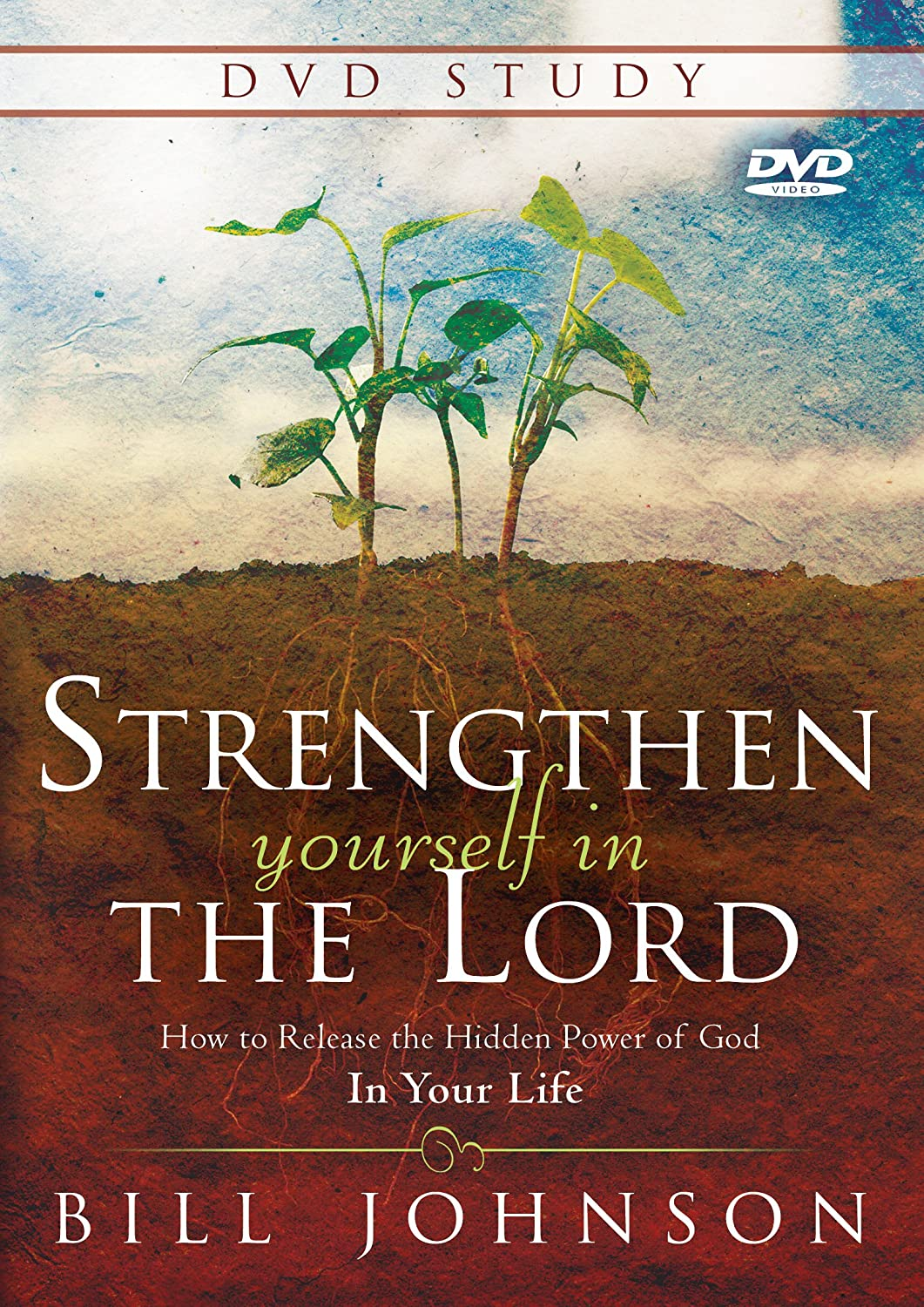 Amazon.com: Strengthen Yourself in the Lord DVD Study: How to Release the  Hidden Power of God in Your Life: Bill Johnson: Movies & TV