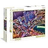 """Clementoni 32555 """"HQC Las Vegas"""" Puzzle (2000-Piece)"""