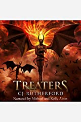 Treaters: The Divine Conflict, Book 1 Audible Audiobook