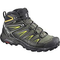 SALOMON Shoes X Ultra 3 Wide Mid GTX