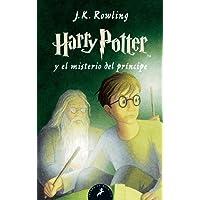 Harry Potter y el misterio del príncipe (Letras de Bolsillo)