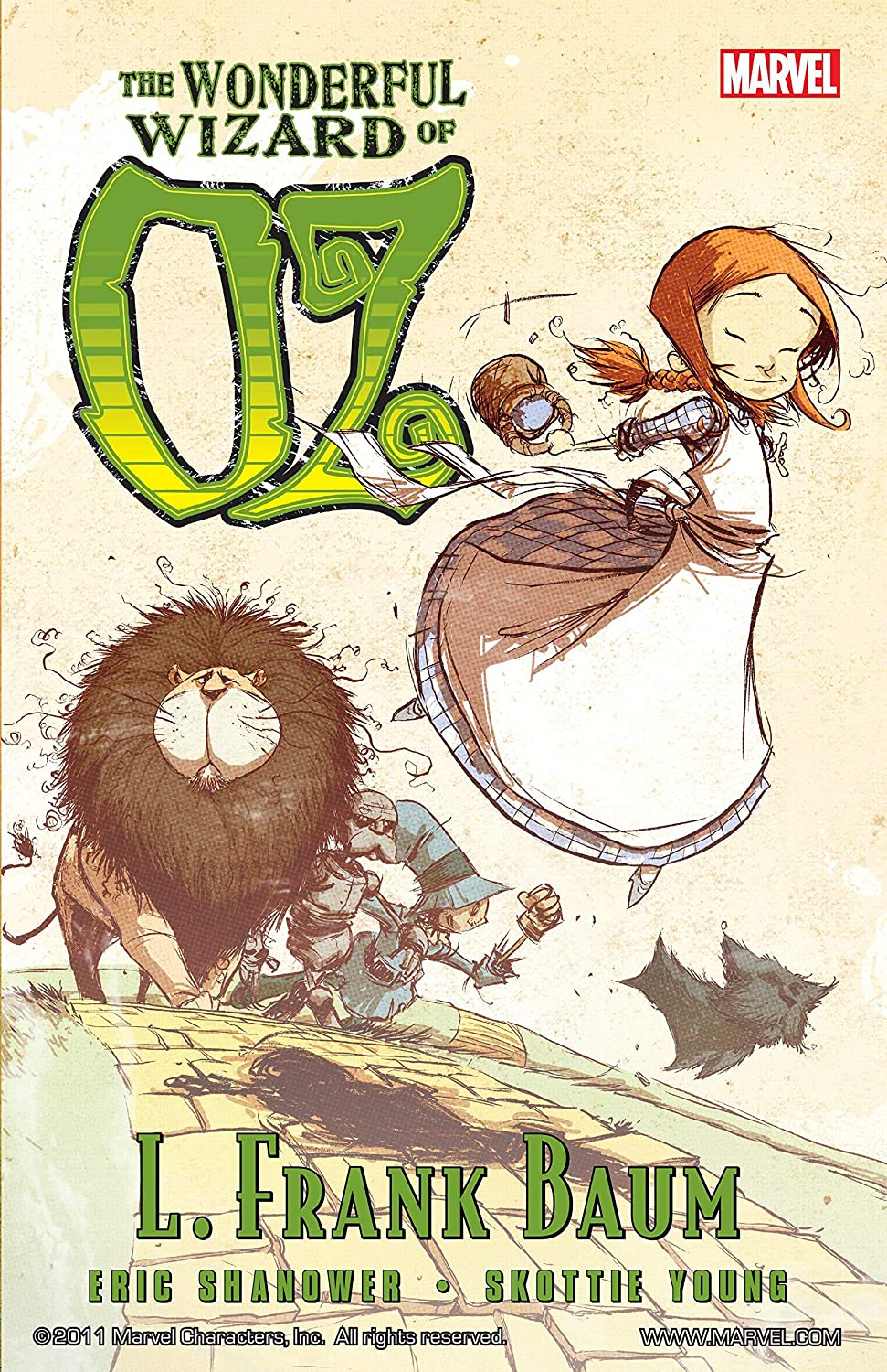 Oz: The Wonderful Wizard of Oz (English Edition) eBook: Shanower ...